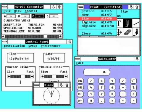 30 Jahre Windows in Bildern: 1987