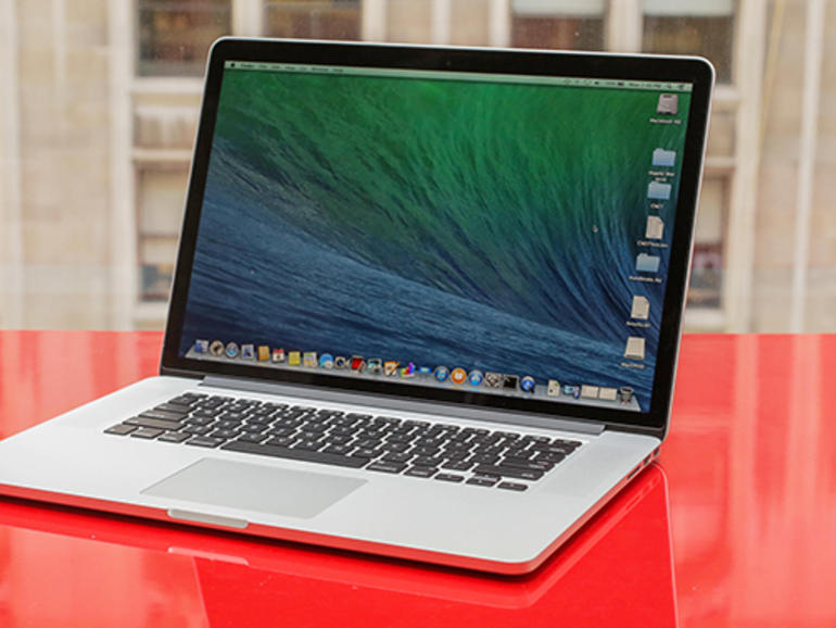Apple MacBook Pro mit Retina-Display