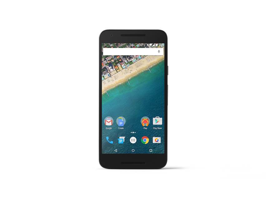 Nexus 5X: Display