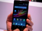 CES 2013: Android-Smartphone Sony Xperia Z im Hands-on