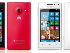CES 2013: Huawei präsentiert Ascend W1 mit Windows-Phone-8