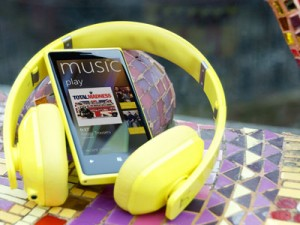 Nokia kündigt Premium-Funktion Music+ für den Streaming-Dienst Mix Radio an