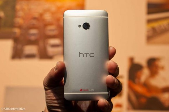 HTC One mit Windows Phone 8 angeblich in Planung (Foto: CNET.com)