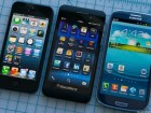 BlackBerry Z10, iPhone 5 und Galaxy S3: Welches Smartphone hat die beste Kamera?
