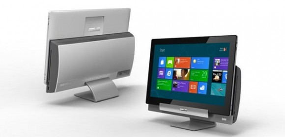 Asus Transformer AiO: All-in-One-PC und Android-Tablet in Einem (Foto: CNET UK)