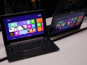 Asus Taichi im Test: Ultrabook für Windows 8 mit Dual-Screen