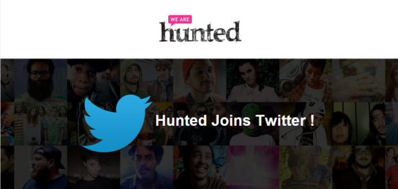 Twitter schluckt We Are Hunted: Bald mit eigenem Musikdienst? (Screenshot: CNET.de)