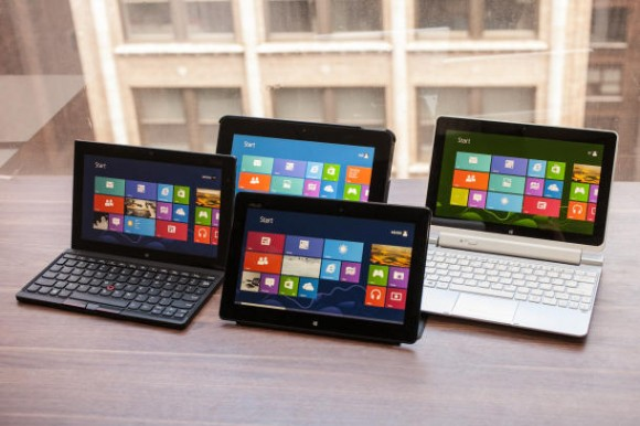 Microsoft kündigt 7- bis 8-Zoll-Tablets mit Windows 8 an (CNET.com)