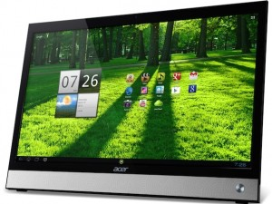 All-in-One-PC von Acer mit 21,5-Zoll-Display und Android in Planung