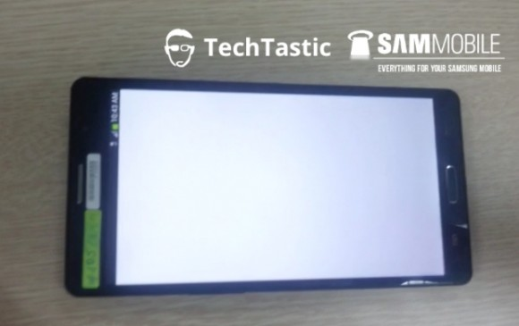 Prototyp des Galaxy Note 3 (Bild: SamMobile via CNET UK)
