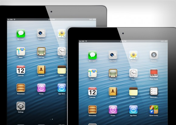 Apple iPad und Apple iPad Mini