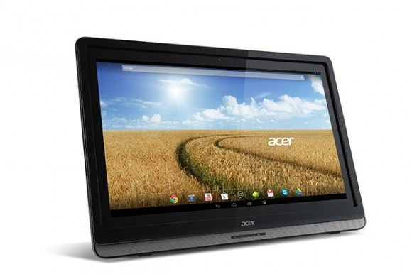IFA 2013: Acer stellt 6-Zoll-Phablet Liquid S2, 10-Zoll-Tablet Iconia A3 und All-in-One Android-PC vor