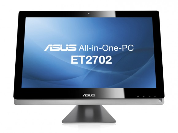 IFA 2013: Asus zeigt All-in-One-PC ET2702 mit 27-Zoll-Display und Intel-Haswell-CPU