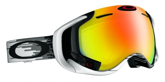 Oakley Airwave: Neuauflage der High-Tech-Skibrille mit Heads-up-Display vorgestellt