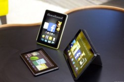 The new Kindle Fire tablet from Amazon (Image: David Carnoy / CNET)