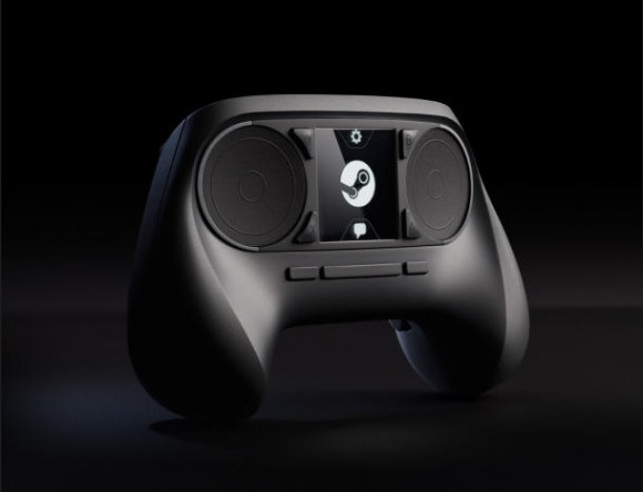 Steam Machines: Video zeigt Valves Steam-Controller in Aktion