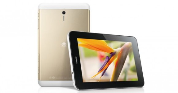 Huawei enthüllt Einsteiger-Android-Tablet MediaPad 7 Youth 2