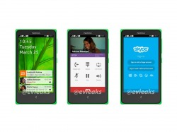 Nokia Normandy mit Android