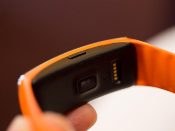 Samsungs Fitness-Armband Gear Fit