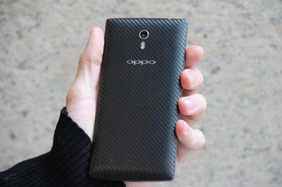 Android-Smartphone Oppo Find 7 mit Quad-HD-Display vorgestellt