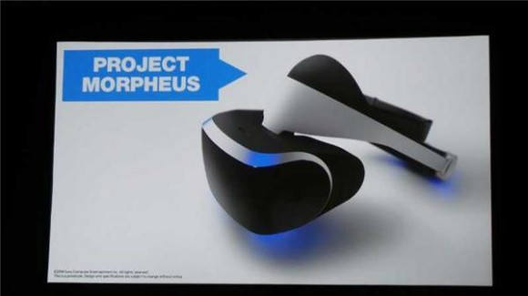 Sony Project Morpheus: Virtual-Reality-Brille für PlayStation 4 vorgestellt