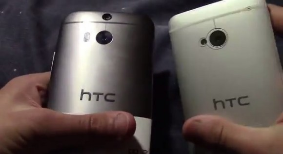 Nachfolger des Android-Smartphones HTC One kommt mit Duo Camera und Easy Access