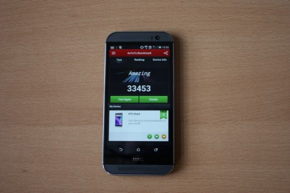 HTC One (M8) & HTC One (M7): Benchmark-Tests der Android-Smartphones
