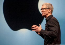 Apple-CEO Tim Cook (Bild: James Martin / CNET.com)