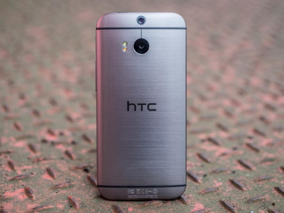 HTC One (M8) (Foto: CNET).