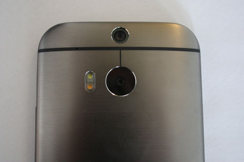 HTC One (M8) Duo-Ultrapixel-Kamera: UFocus-Feature im Test