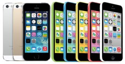 iPhone 5C (Bild: Apple)