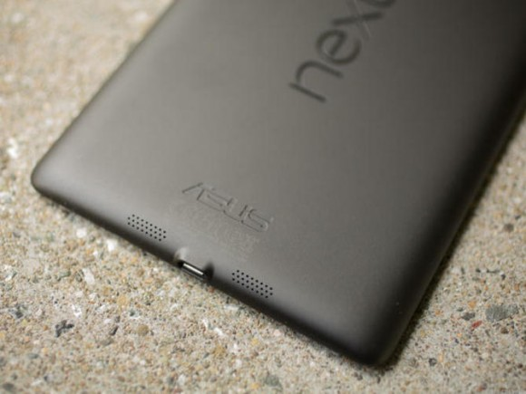 Google-Webseite deutet auf Android-Tablet Nexus 8 hin
