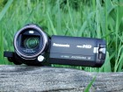 Panasonic HC-W858: Hightech-Camcorder mit Doppel-Kamera im Test