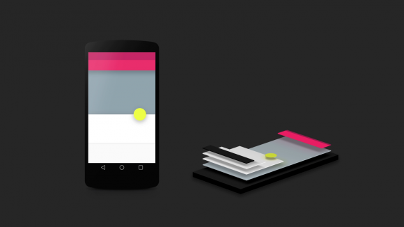 Android L: Material Design