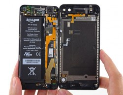 Amazon Fire Phone zerlegt (Bild: iFixit)