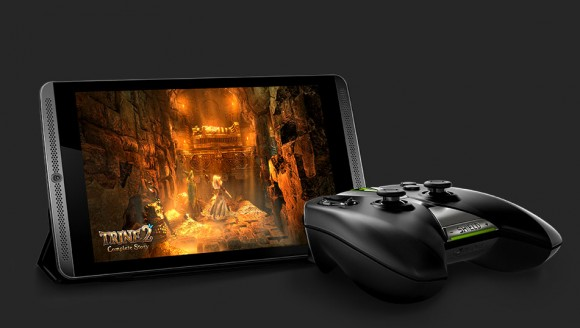 Nvidia Shield Tablet (Bild: Nvidia).
