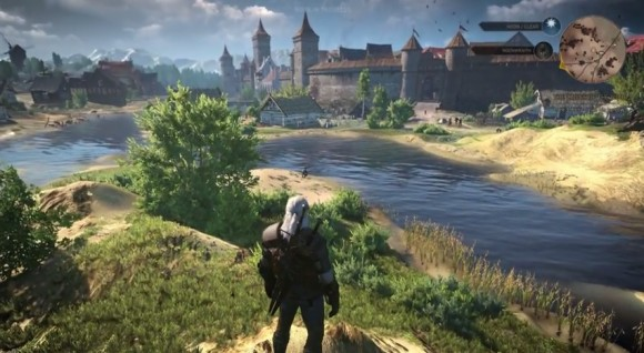 The Witcher 3: 35-minütiges Gameplay-Video gibt Ausblick auf das Open-World-RPG