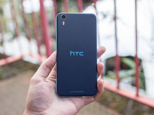 HTC Desire Eye (Bild: CNET).