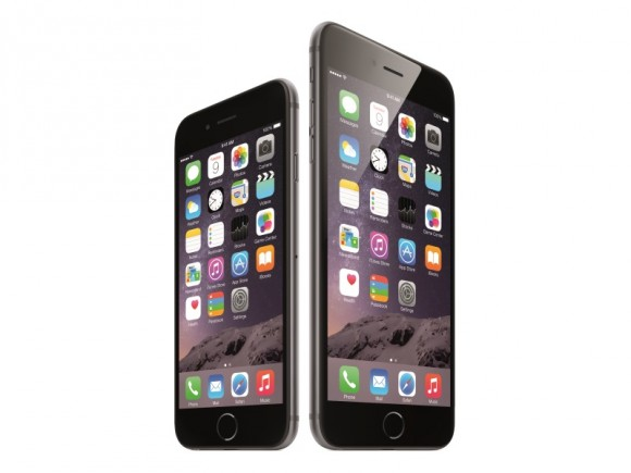 iPhone 6 Plus und iPhone 6 (Bild: Apple).
