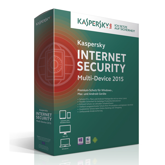 Kaspersky Internet Security – Multi-Device 2015 (Foto: Kaspersky)