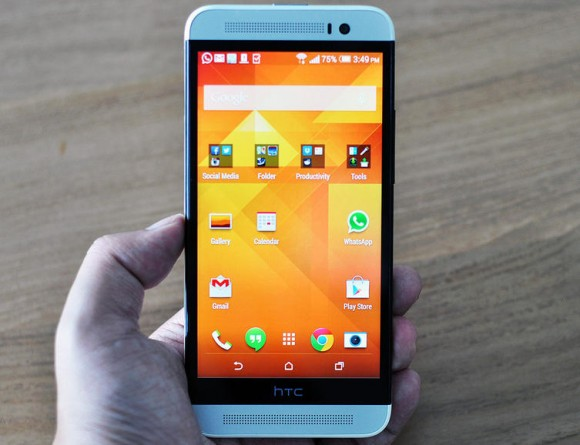 HTC One E8 (Foto: CNET.com).