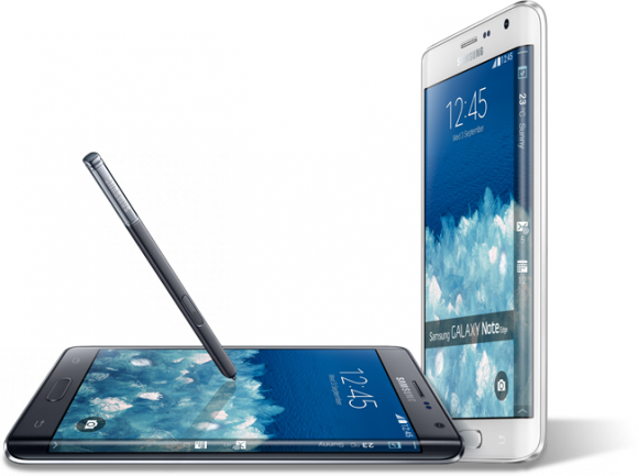 Samsung Galaxy Note Edge: Verkauf startet in den USA am 14. November
