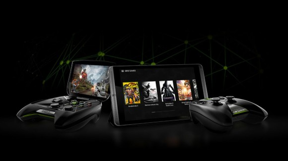 Shield Tablet (Bild: Nvidia).