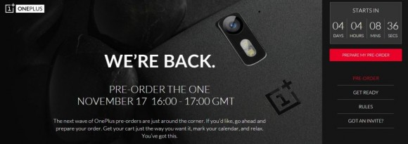 OnePlus One Pre-Order (Screenshot: CNET.de).