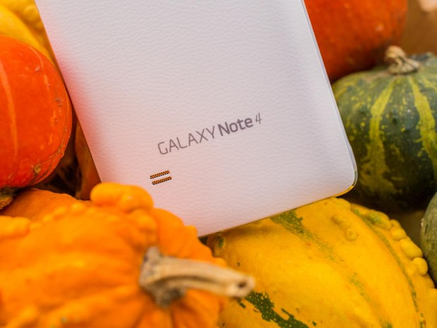 Galaxy Note 4 (Foto: CNET.com)