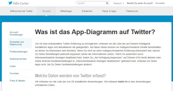 Twitter (Screenshot: CNET).
