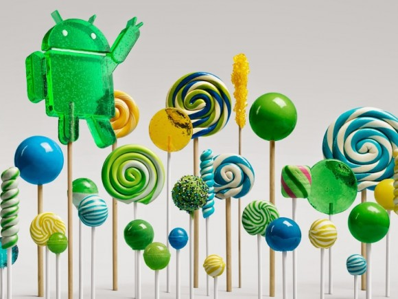 Android Lollipop (Bild: Google).