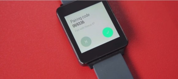 Android Wear (Screenshot: CNET).