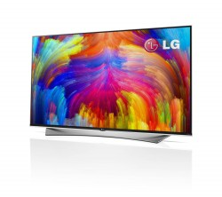LG 4K Ultra HD TVs with Quantum Dot technology (Picture: LG)