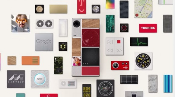 Project Ara (Screenshot: CNET).